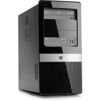 Calculator HP 3120 Pro MiniTower, Intel Pentium E5500 2.80GHz, 2GB DDR3, 250GB SATA, DVD-RW