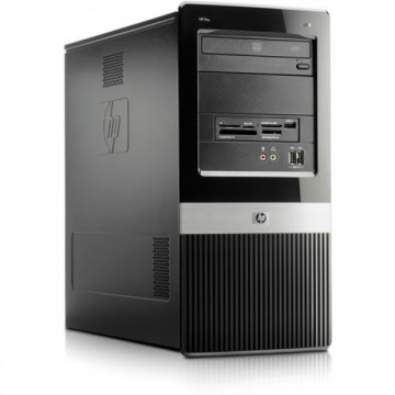 Calculator HP 3125 Tower, AMD Athlon II X2 250 3.00GHz, 4GB DDR3, 500GB SATA, DVD-RW, Second Hand Calculatoare Second Hand
