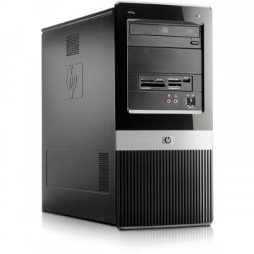 Calculator HP 3125 Tower, AMD Athlon II X3 440 3.00GHz, 4GB DDR3, 500GB SATA, DVD-RW, Second Hand Calculatoare Second Hand