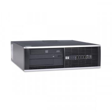 Calculator HP 6000 SFF, Intel Pentium Dual Core E5500 2.80GHz, 4GB DDR3, 250GB SATA, DVD-RW, Second Hand Calculatoare Second Hand