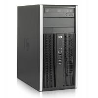 Calculator HP 6000 Tower, Intel Core 2 Quad Q8300 2.50GHz, 8GB DDR3, Placa video EVGA Nvidia Geforce GT 210 512MB DDR3, 250GB SATA, DVD-ROM