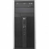 Calculator HP 6005 Pro Tower, AMD Athlon II x2 B22 2.80 GHz, 2GB DDR3, 250GB SATA, DVD-ROM Calculatoare Second Hand