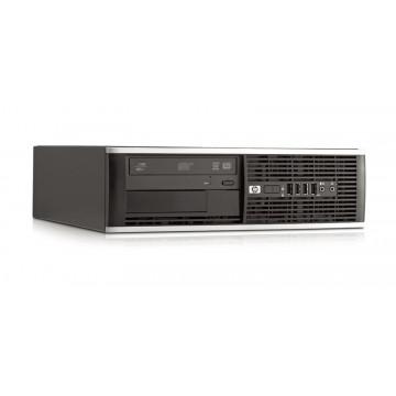 Calculator HP 6005 SFF, AMD Athlon II x2 B22 2.80GHz, 4GB DDR3, 250GB SATA, DVD-RW Calculatoare Second Hand