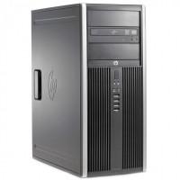 Calculator HP 6200 Tower, Intel Pentium Dual Core G640 2.80GHz, 8GB DDR3, 320GB SATA, DVD-ROM