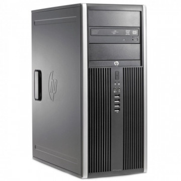 Calculator HP 6200 Tower, Intel Pentium Dual Core G640 2.80GHz, 8GB DDR3, 320GB SATA, DVD-ROM, Second Hand Calculatoare Second Hand