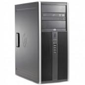 Calculator HP 6200 Tower, Intel Pentium Dual Core G640 2.80GHz, 8GB DDR3, 500GB SATA, DVD-ROM, Second Hand Calculatoare Second Hand