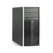 Calculator HP 6300 Pro Tower, Intel Pentium G2020 2.90GHz, 4GB DDR3, 250GB SATA, DVD-RW, Second Hand Calculatoare Second Hand