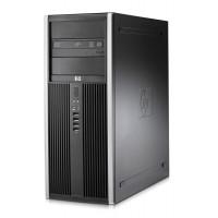 Calculator HP 8000 Elite Tower, Intel Core 2 Duo E8400 3.00GHz, 4GB DDR3, 320GB SATA, DVD-ROM
