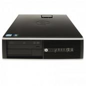 Calculator HP 8100 Elite SFF, Intel Core i5-650 3.2Ghz, 4GB DDR3, 320GB SATA, DVD-ROM, Second Hand Calculatoare Second Hand