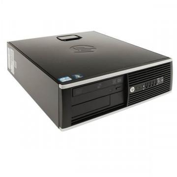 Calculator HP 8200 Elite SFF, Intel Core i5-2400 3.10 GHz, 4GB DDR3, 250GB SATA, DVD-RW Calculatoare Second Hand