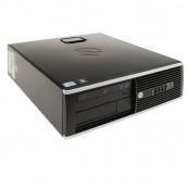 Calculator HP 8200 Elite SFF, Intel Core i7-2600 3.40GHz, 4GB DDR3, 500GB SATA, DVD-RW, Port Serial, Display Port, Second Hand Calculatoare Second Hand
