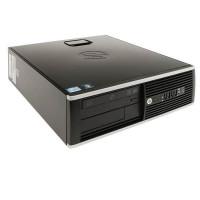 Calculator HP 8200 Elite SFF, Intel Core i7-2600 3.40GHz, 4GB DDR3, 500GB SATA, DVD-RW, Port Serial, Display Port