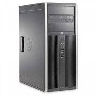 Calculator HP 8200 Elite Tower, Intel Core i5-2400 3.10 GHz, 4GB DDR3, 250GB SATA, DVD-RW