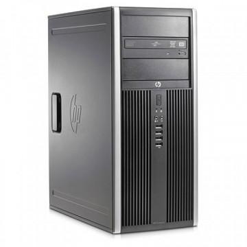 Calculator HP 8200 Elite Tower, Intel Core i5-2400 3.10 GHz, 4GB DDR3, 250GB SATA, DVD-RW, Second Hand Calculatoare Second Hand