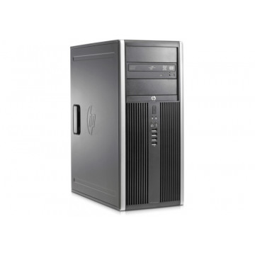 Calculator Hp 8200 Elite Tower, Intel Core i7-2600 3.40GHz, 4GB DDR3, 50 GB SATA, DVD-ROM Calculatoare Second Hand
