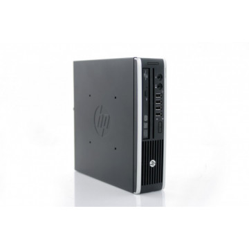 Calculator HP 8200 Elite USFF, Intel Core i3-2120 3.30GHz, 4GB DDR3, 160GB SATA, DVD-RW, Second Hand Calculatoare Second Hand