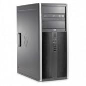 Calculator HP 8300 Tower, Intel Core i5-3570 3.40GHz, 4GB DDR3, 250GB SATA, DVD-RW Calculatoare Second Hand