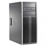 Calculator HP 8300 Tower, Intel Core i5-3570 3.40GHz, 4GB DDR3, 250GB SATA, DVD-RW