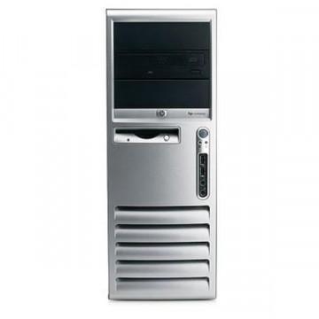 Calculator HP Compaq DC7700, Intel Dual Core E6300, 1.86 GHz, 2 GB DDR2, 80GB SATA, DVD-RW Calculatoare Second Hand