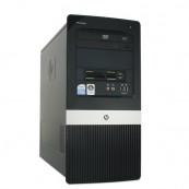 Calculator HP Compaq DX2400, Intel Core 2 Duo E7200 2.53GHz, 2GB DDR2, 250GB SATA, DVD-ROM, Second Hand Calculatoare Second Hand