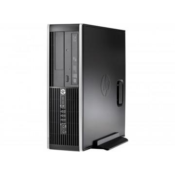 Calculator HP Compaq Pro 6305 SFF, AMD A8-5500B 3.20GHz, 4GB DDR3, 250GB SATA, DVD-ROM, Second Hand Calculatoare Second Hand