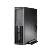 Calculator HP Compaq Pro 6305 SFF, AMD A8-5500B 3.20GHz, 4GB DDR3, 500GB SATA, DVD-ROM, Second Hand Calculatoare Second Hand