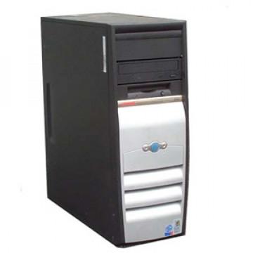 Calculator HP D510 Tower,  Intel Pentium 4 2.00 GHz,512 MB DDR, 40GB SATA, DVD-RW Calculatoare Second Hand
