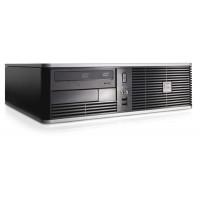 Calculator HP DC5700, Intel Core 2 Duo E6300 1.86GHz, 1GB DDR2, 80GB SATA, DVD-ROM