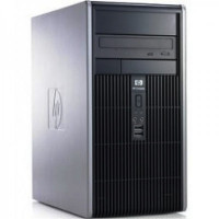 Calculator HP DC5750 MT, AMD Athlon 64 3500+, 2.20GHz, 2GB DDR2, 80GB SATA, DVD-ROM