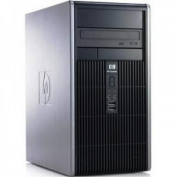 Calculator HP DC5750 MT, AMD Athlon 64 4400+ 2.30 GHz, 2GB DDR, 80GB SATA, DVD-ROM, Second Hand Calculatoare Second Hand