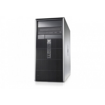 Calculator HP DC5750 Tower, AMD Athlon 64 3500+ 2.20 GHz, 2 GB DDR2, 80GB SATA, DVD-RW Calculatoare Second Hand