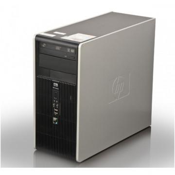 Calculator HP DC5800, MicroTower, Intel Pentium Dual Core E2200, 2.20 GHz, 2 GB DDR2, 80GB SATA, DVD-RW Calculatoare Second Hand