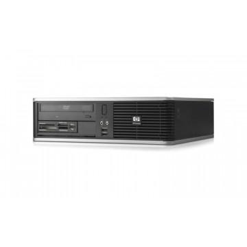 Calculator HP DC5850, AMD Athlon 64 X2 5200B 2.70GHz, 4GB DDR2, 160GB SATA, DVD-RW Calculatoare Second Hand