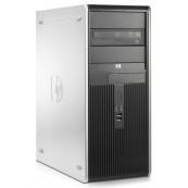 Calculator HP DC7800 Tower, Intel Core 2 Duo E5400 2.70GHz, 4GB DDR2, 160GB SATA, DVD-RW, Second Hand Calculatoare Second Hand
