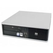 Calculator HP DC7800P USDT, Intel Core 2 Duo E6550 2.33GHz, 4GB DDR2, 250GB SATA, DVD-RW, Second Hand Calculatoare Second Hand