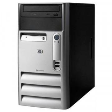 Calculator HP DX2000, Intel pentium 4, 2.8Ghz, 1Gb DDR, 40Gb, CD-ROM Calculatoare Second Hand
