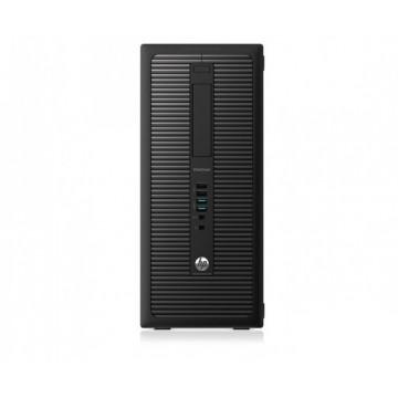 Calculator HP EliteDesk 800G1 Tower, Intel Core i5-4570 3.20GHz, 4GB DDR3, 500GB SATA, DVD-ROM Calculatoare Second Hand