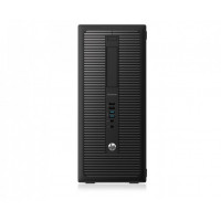 Calculator HP EliteDesk 800G1 Tower, Intel Core i7-4770 3.40GHz, 8GB DDR3, 500GB SATA, DVD-RW