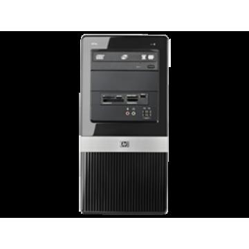 Calculator HP Pro 3010 MicroTower, Intel Dual Core E5400 2.70 GHz, 2 GB DDR3, 320GB SATA, DVD-RW Calculatoare Second Hand