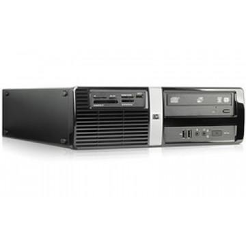 Calculator HP Pro 3010 SFF, Intel Dual Core E5200 2.50 GHz, 2 GB DDR3, 320GB SATA, DVD-RW Calculatoare Second Hand