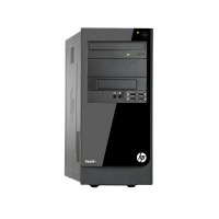 Calculator HP Pro 3300 Tower, Intel Pentium G840 2.80GHz, 4GB DDR3, 250GB SATA, DVD-RW