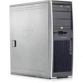 Calculator HP XW4300, Intel Pentium 3.60GHz, 3GB DDR2, 160GB SATA, DVD-RW, Second Hand Calculatoare Second Hand