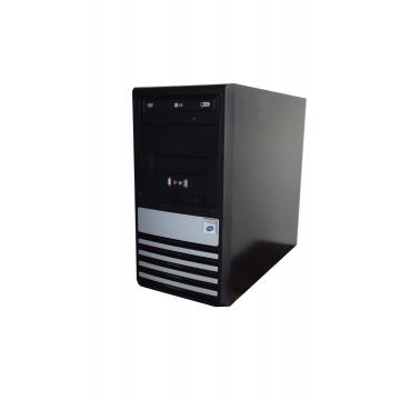 Calculator HYUNDAI Pentino Mini, Intel Pentium Dual Core g620, 2.60 GHz, 4GB DDR3, 250GB SATA, DVD-RW Calculatoare Second Hand