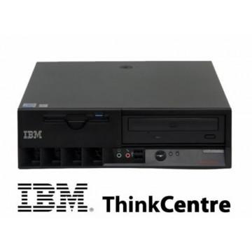 Calculator IBM ThinkCentre SFF, INTEL CORE 2 DUO E4300 1.83GHZ, 1024MB, 80GB  Calculatoare Second Hand