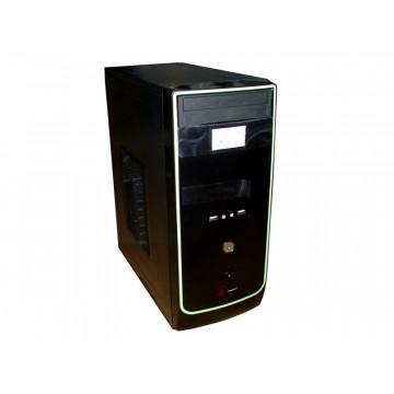 Calculator Intel Core 2 Quad Q8200, 2.3Ghz, 2Gb DDR3, 640Gb SATA, DVD-RW Calculatoare Second Hand