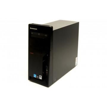 Calculator LENOVO A62 SFF, AMD Athlon 64 X2 5000B 2.6 GHz, 3 GB DDR2, 160GB SATA, DVD-RW Calculatoare Second Hand