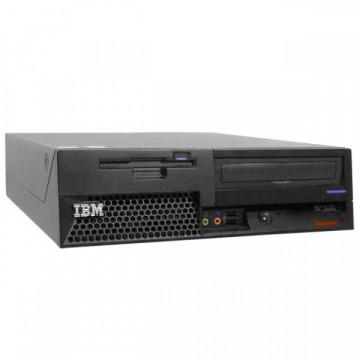 Calculator LENOVO M52 SFF, Intel Pentium 4 3.00 GHz, 2GB DDR2, 40GB SATA, DVD-RW Calculatoare Second Hand