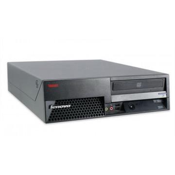 Calculator LENOVO M55 SFF, Intel Pentium D 3.00 GHz, 1GB DDR2, 80GB SATA, DVD-RW Calculatoare Second Hand