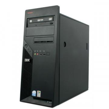 Calculator Lenovo M55 Tower, Intel Core2 Duo E6300 1.80 GHz, 2GB DDR2, 250GB SATA, DVD-ROM, Second Hand Calculatoare Second Hand