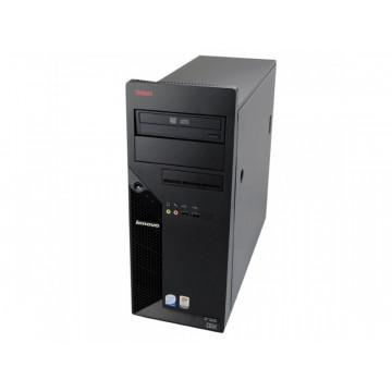 Calculator LENOVO M57E, Tower, Intel Core 2 Duo E4500 2.20 GHz, 4 GB DDR2, 160GB SATA, DVD-RW Calculatoare Second Hand